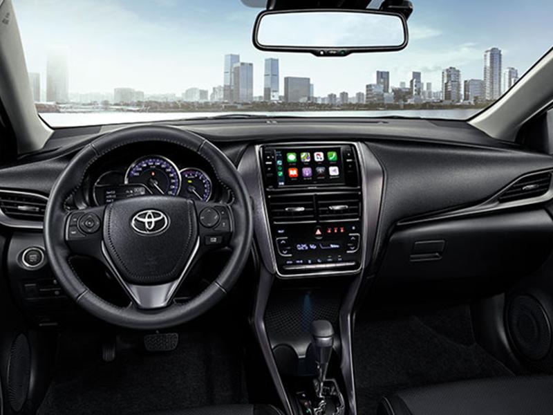 Toyota - Yaris Sedan