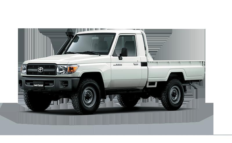 LC79 4.0L Pick-up Single cab 5-MT 4X4